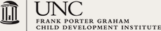 Logo: University of North Carolina - Frank Porter Graham Child Development Institute