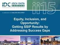 Equity, Inclusion, and Opportunity: Getting SSIP Results by Addressing Success Gaps